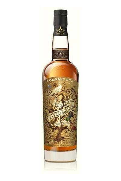 Compass Box Spice Tree Extravaganza Blended Malt Scotch Whiskey