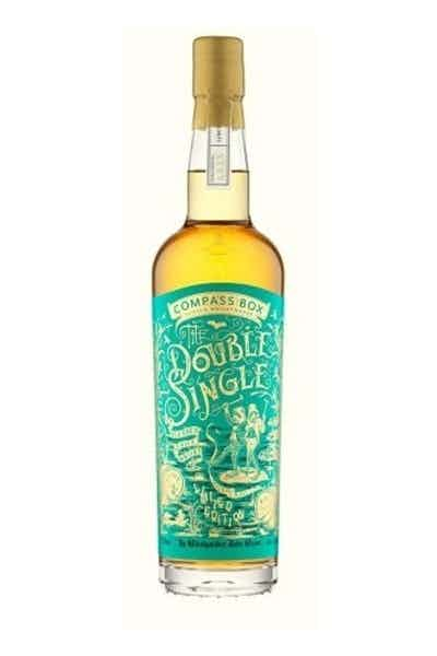 Compass Box The Double Single Blended Scotch Whiskey