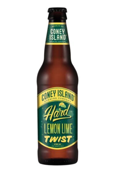 Coney Island Hard Lemon Lime Twist