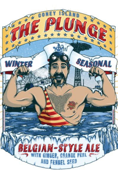Coney Island The Plunge Belgian-Style Ale