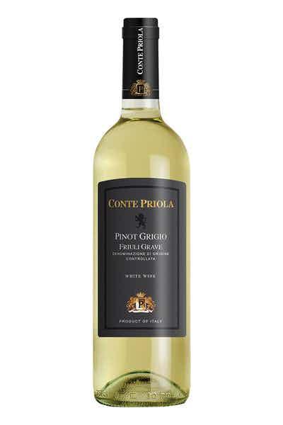 Conte Priola Pinot Grigio Gold Release