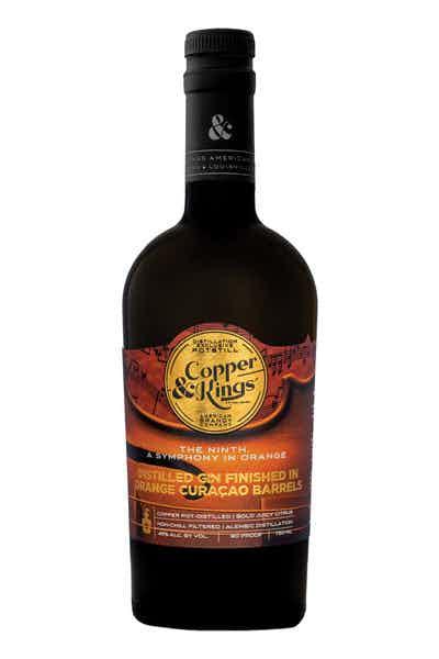 Copper & Kings 9th Sympony Orange Gin