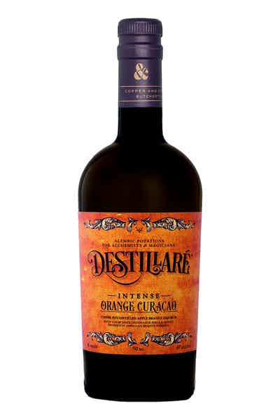 Copper & Kings Destillare' Orange Curacao