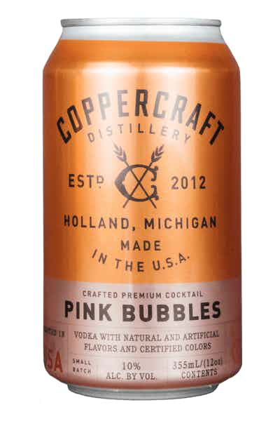 Coppercraft Pink Bubbles