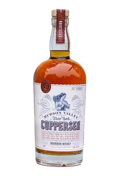Coppersea Excelsior Bourbon Whiskey