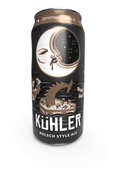 Coppertail Kuhler Kolsch