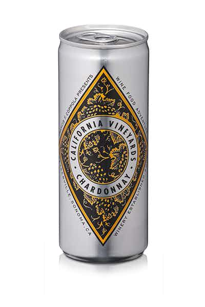 Francis Coppola Diamond Collection Canned Chardonnay