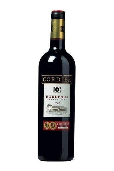 Cordier Collection Privee Bordeaux Rouge