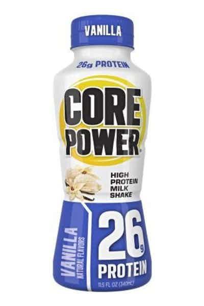 Core Power Protein Shake Vanilla