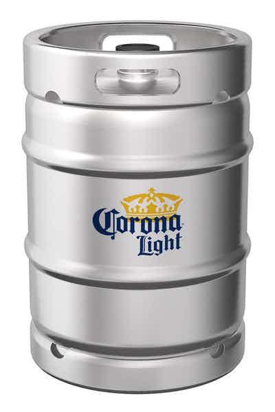 Corona Light 1/2 Barrel