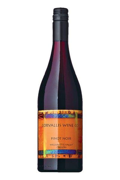Corvallis Cellars Pinot Noir