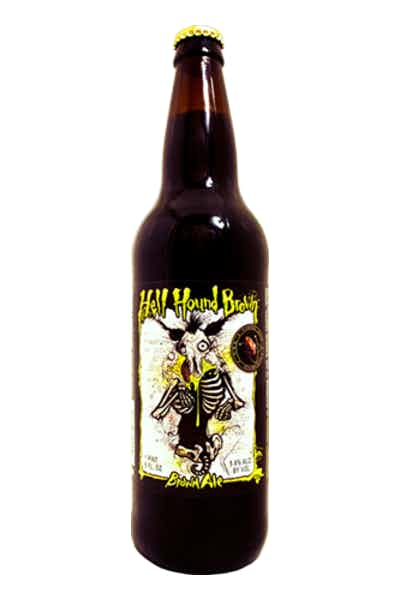 Cosmic Ales Hell Hound Brown Ale