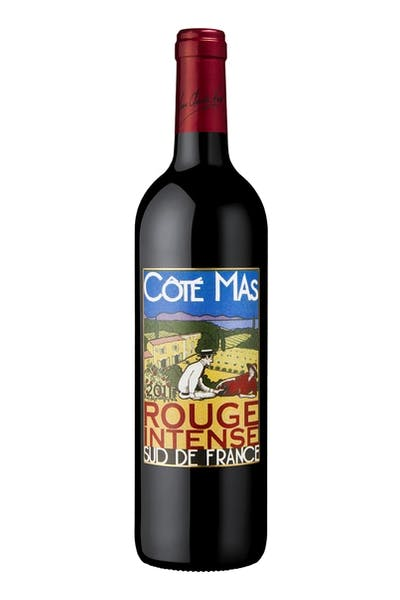 Cote Mas Rouge Intense Red Wine