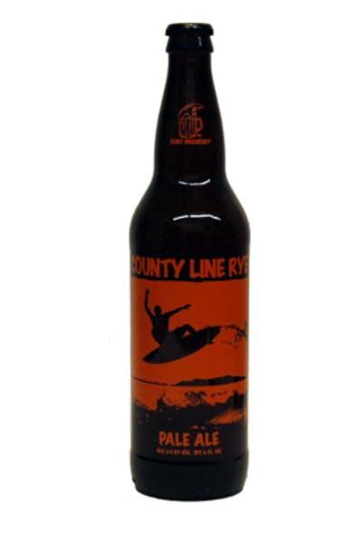 County Line Rye Pale Ale