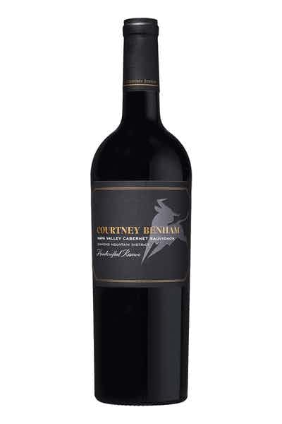 Courtney Benham Cabernet Sauvignon Diamond Mountain
