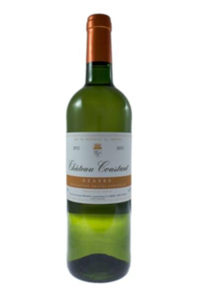 Coustaut Graves Bordeaux Blanc 2013