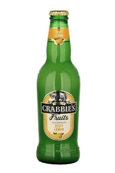 Crabbies Fruits Zesty Lemon