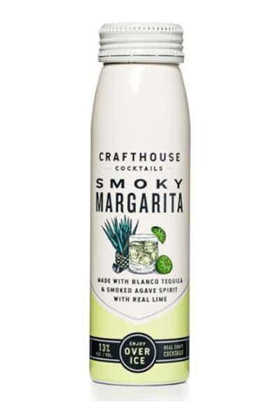 Crafthouse Cocktails Smoky Margarita Bottled Cocktail