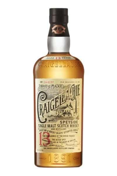 Craigellachie® 13 Year Old Single Malt Scotch Whisky