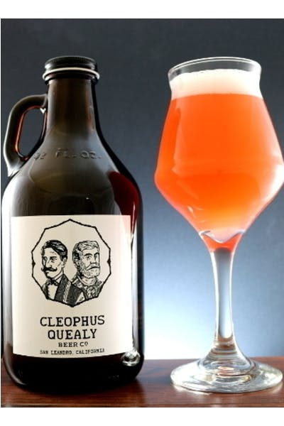 Cranberry Weisse