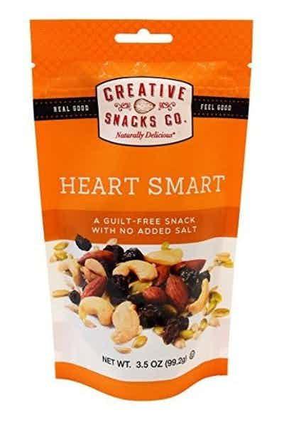 Creative Snacks Smart Heart Bag