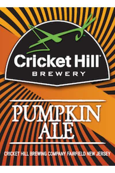 Cricket Hill Pumpkin Ale