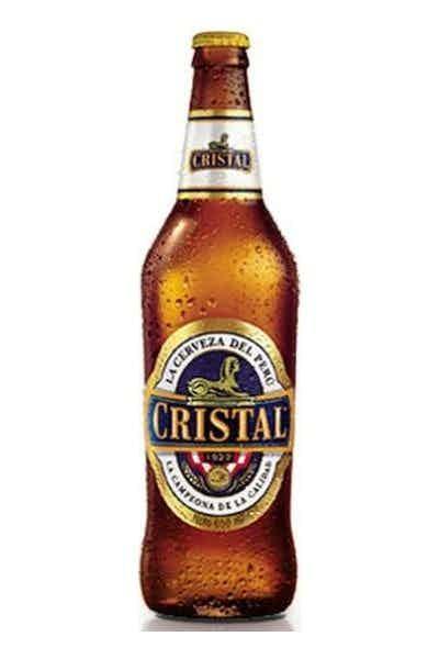 Cristal Cerveza del Peru
