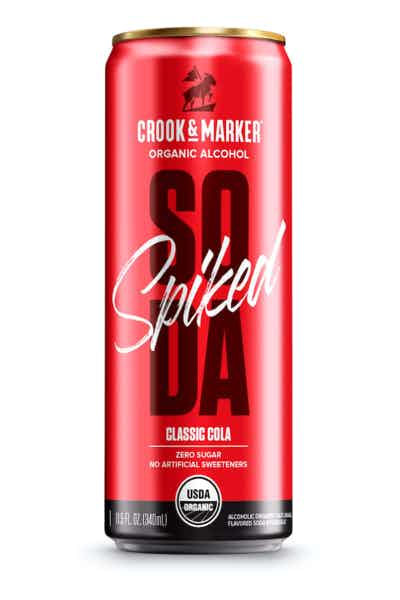 Crook & Marker Classic Cola Spiked Soda