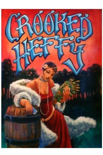 Crooked Letter Crooked Heffy American Hefeweizen