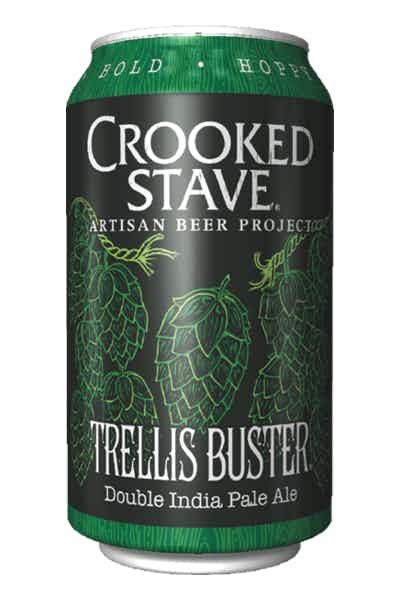 Crooked Stave Trellis Buster Double IPA