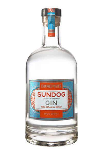 Crooked Water Sun Dog Gin