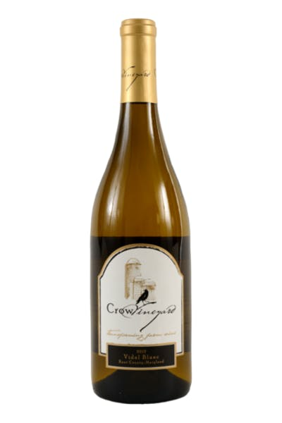 Crow Vineyard Vidal Blanc