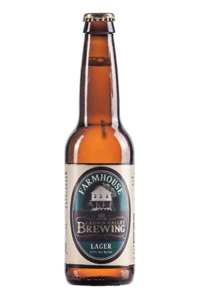 Crown Valley Farmhouse Lager