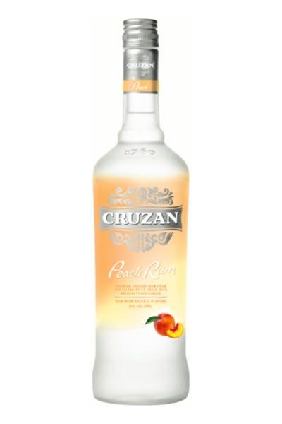 Cruzan Peach Rum