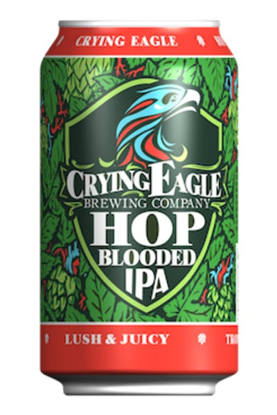 Crying Eagle Hop Blooded IPA
