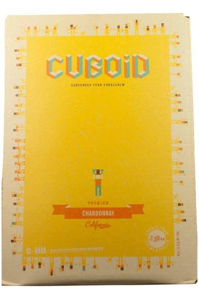 Cuboid Chardonnay California