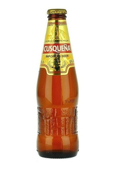 Cusquena Peruvian Gold Lager