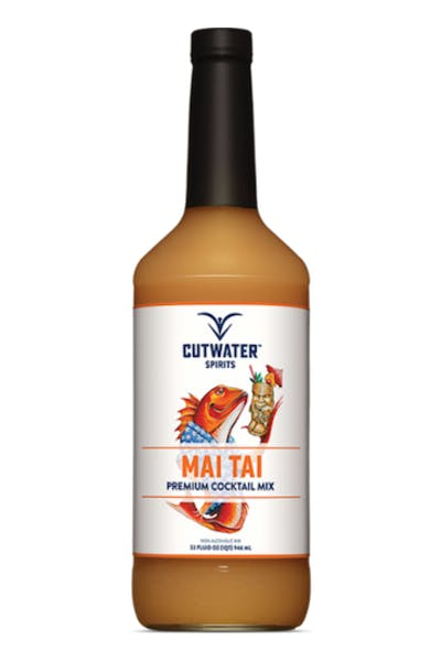 Cutwater Spirits Mai Tai Cocktail Mix