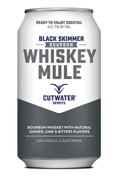Cutwater Whiskey Mule
