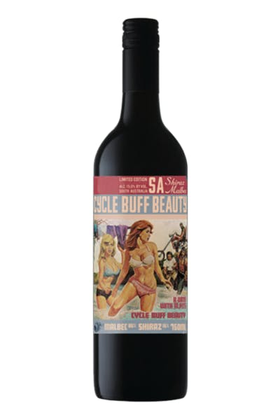 Cycle Buff Beauty Shiraz Malbec