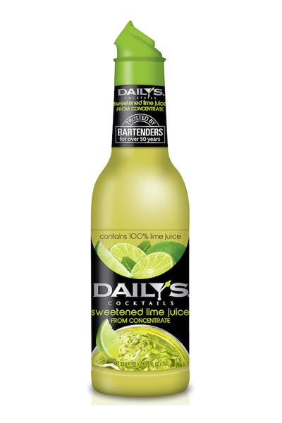 Daily's Lime Juice