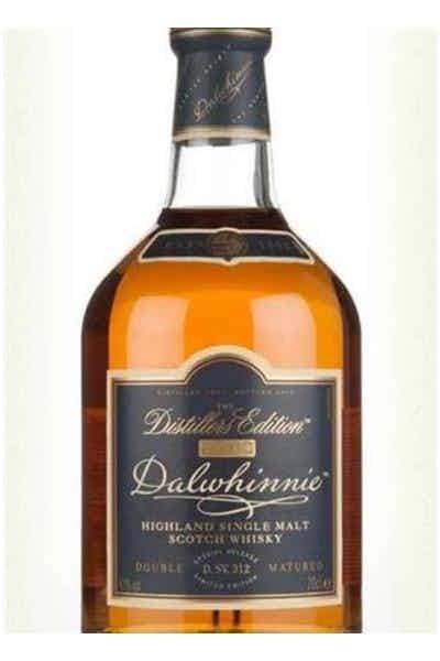 Dalwhinnie Distillery Scotch Single Malt Distillers Edition