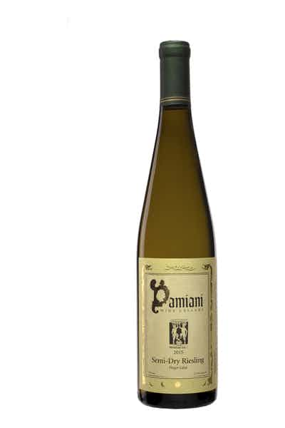 Damiani Wine Cellars Dry Riesling