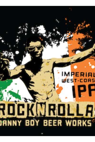 Danny Boy Rock N Rolla Imperial IPA