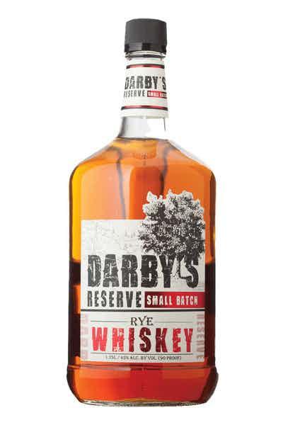 Darby's Reserve Rye Whiskey
