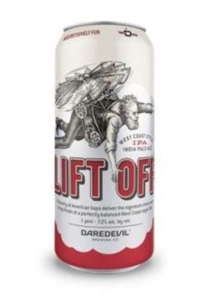 Daredevil Lift Off IPA