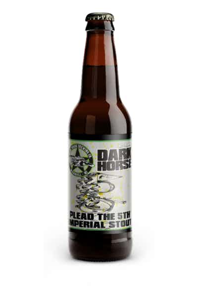 Dark Horse Plead The Fifth Imperial Stout