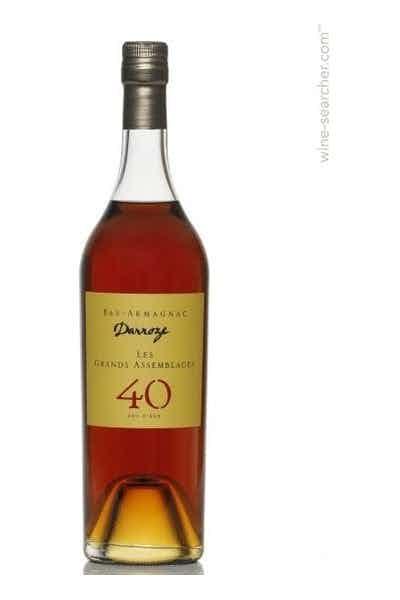 Darroze 40 Year Bas Armagnac