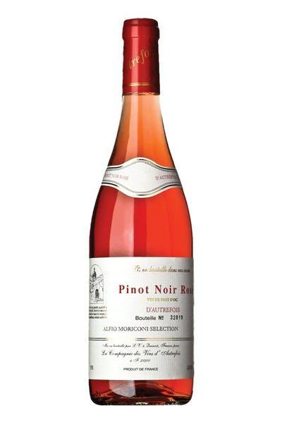 D'autrefois Rosé De Pinot Noir