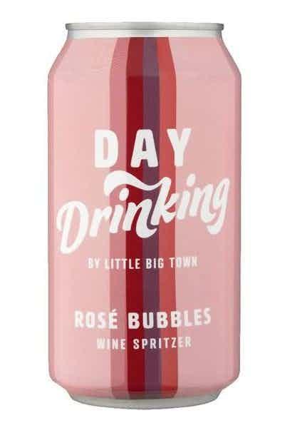 Day Drinking Sparkling Rose Spritzer